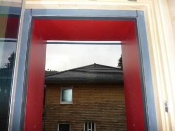 Fenêtre LUMINERGIE® sur mesure à ouvrant caché à Muhlbach-sur-Munster