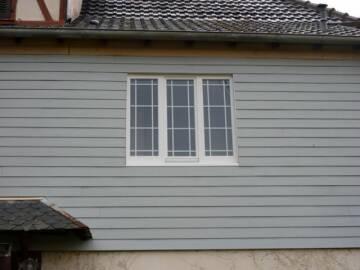 Fenêtres bois sur mesure à Munster.