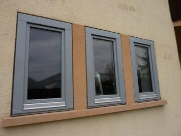 Fenêtres bois sur mesure à Colmar