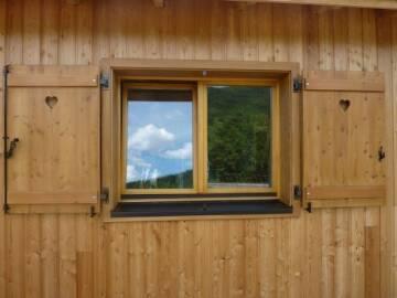 Fenêtres bois sur mesure à Walbach.