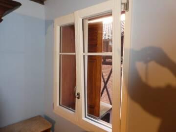 Fenêtre bois sur-mesure à Ribeauvillé
