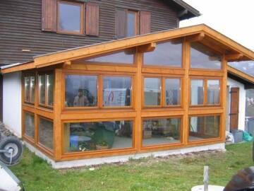 Fenêtres bois sur mesure à Soultzeren