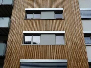Fenêtres bois sur mesure à Kaysersberg.