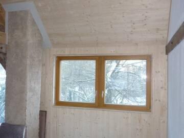 Fenêtres bois sur mesure à Stosswhir.