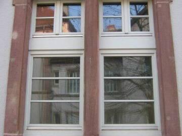 Fenêtres bois sur mesure à Colmar.