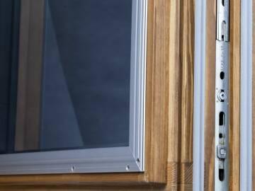 Fenêtre LUMINERGIE® sur mesure à ouvrant caché