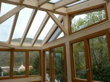 Fenêtres bois sur mesure à Metzeral