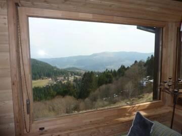Fenêtres bois de mélèze sur mesure à Muhlbach-sur-Munster